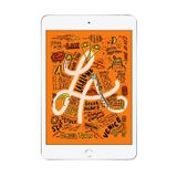 iPad mini 5 Apple, Tela Retina, 256GB, Prata, Wi-Fi + Cellular - MUXD2BZ/A