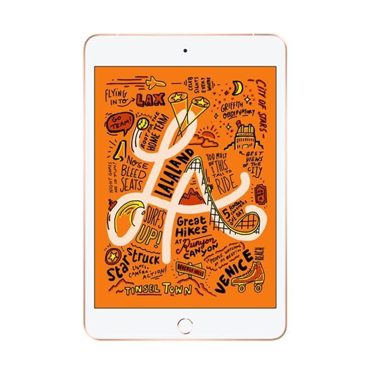 Imagem de iPad mini 5 Apple Tela Retina 64GB Wi-Fi + Cellular