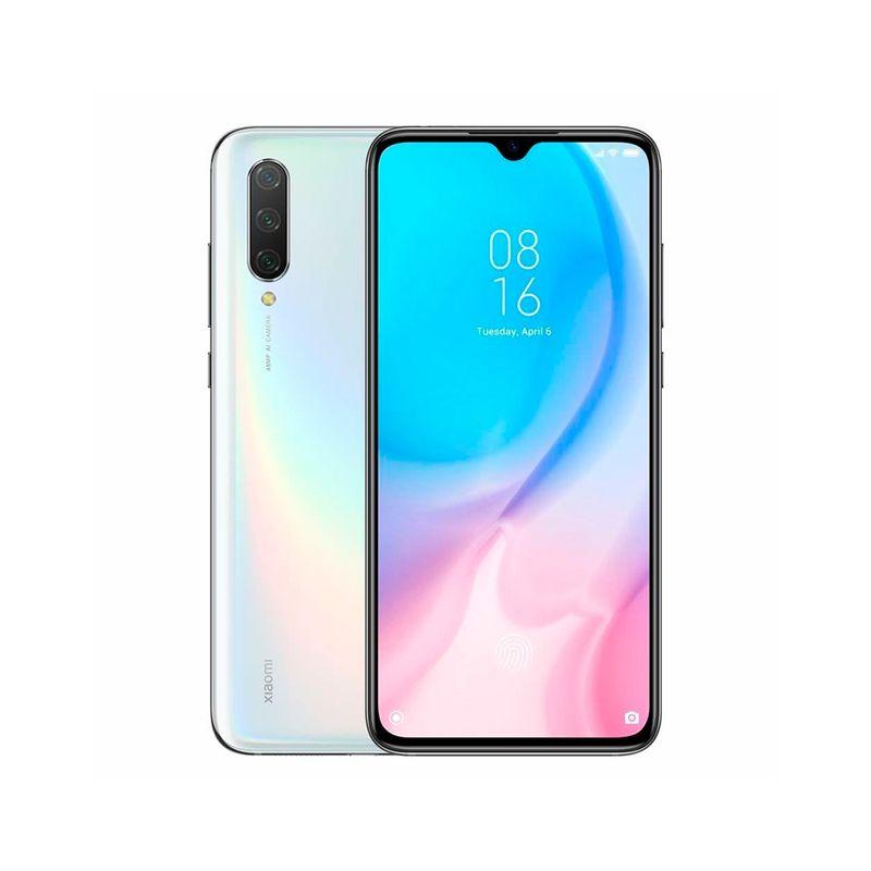 Celular Smartphone Xiaomi Mi 9 Lite 64gb Branco - Dual Chip