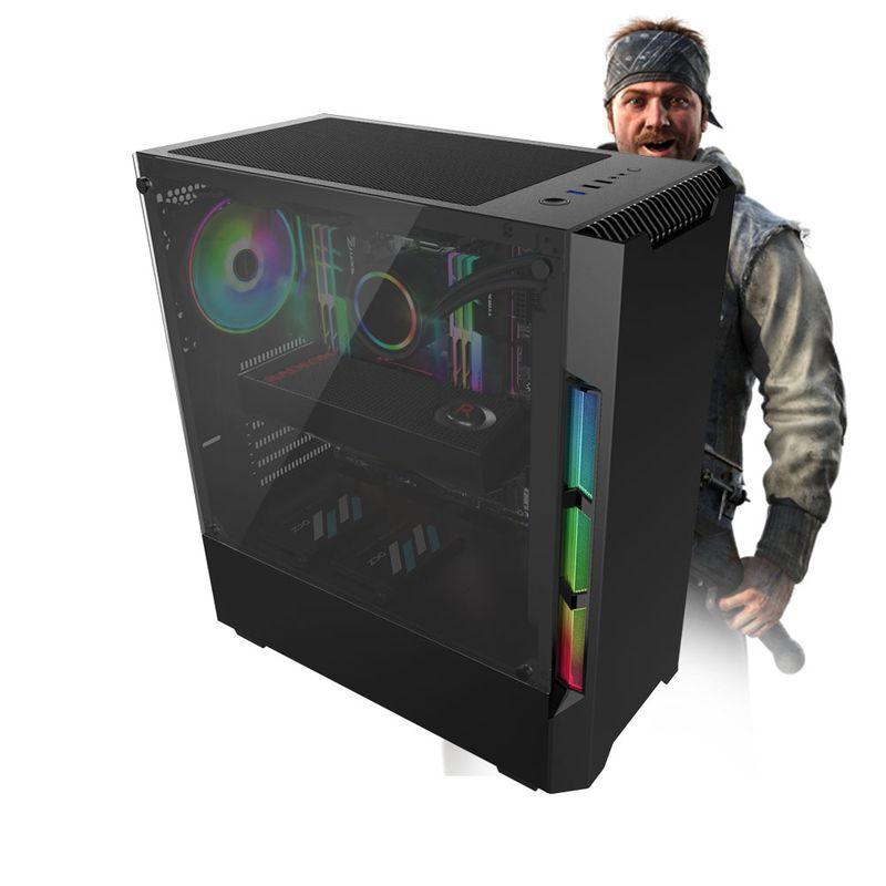 Desktop Neologic Gamer Nli81348 I5-9400f 2.90ghz 8gb 240gb Intel Hd Graphics 634 Windows 10 Pro Sem Monitor