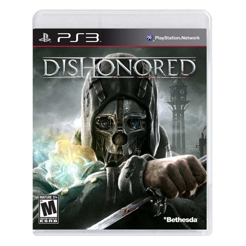 Jogo Dishonored - Playstation 3 - Bethesda