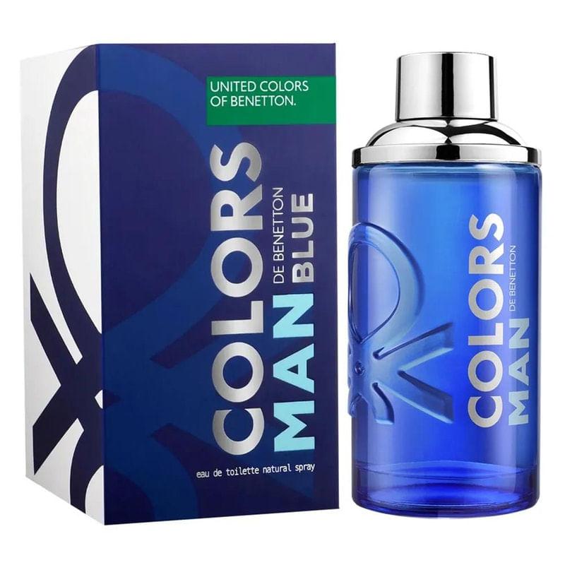 Imagem de Perfume Colors Man Blue Benetton 200ml