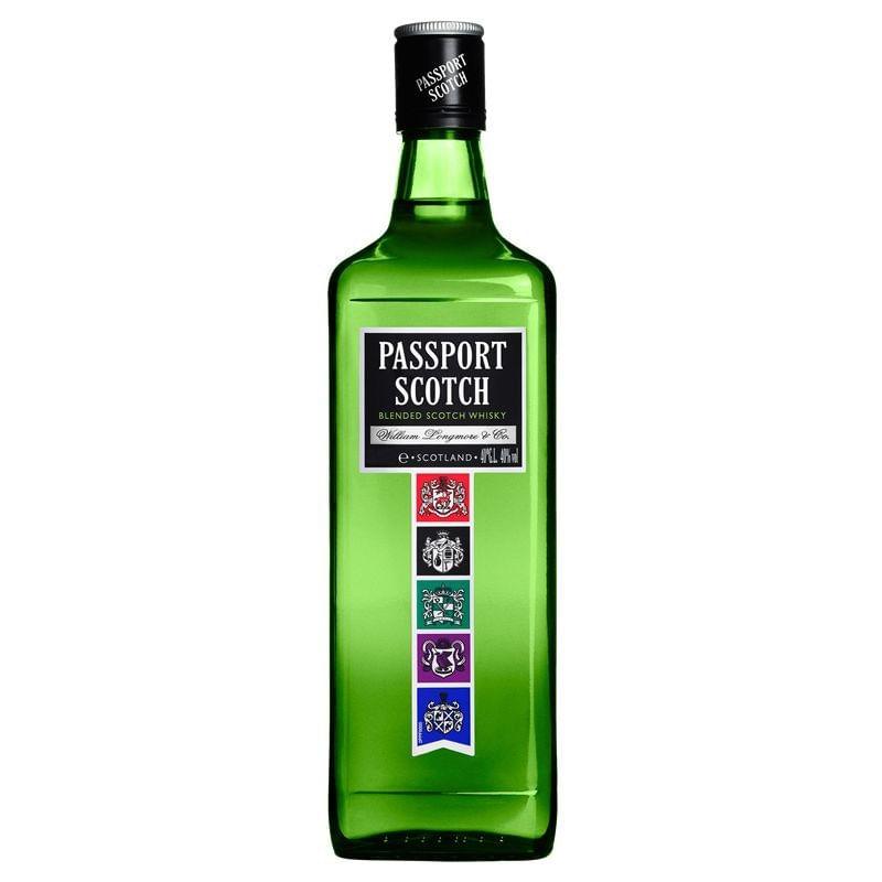 Imagem de Whisky Passport Scotch 1 Litro