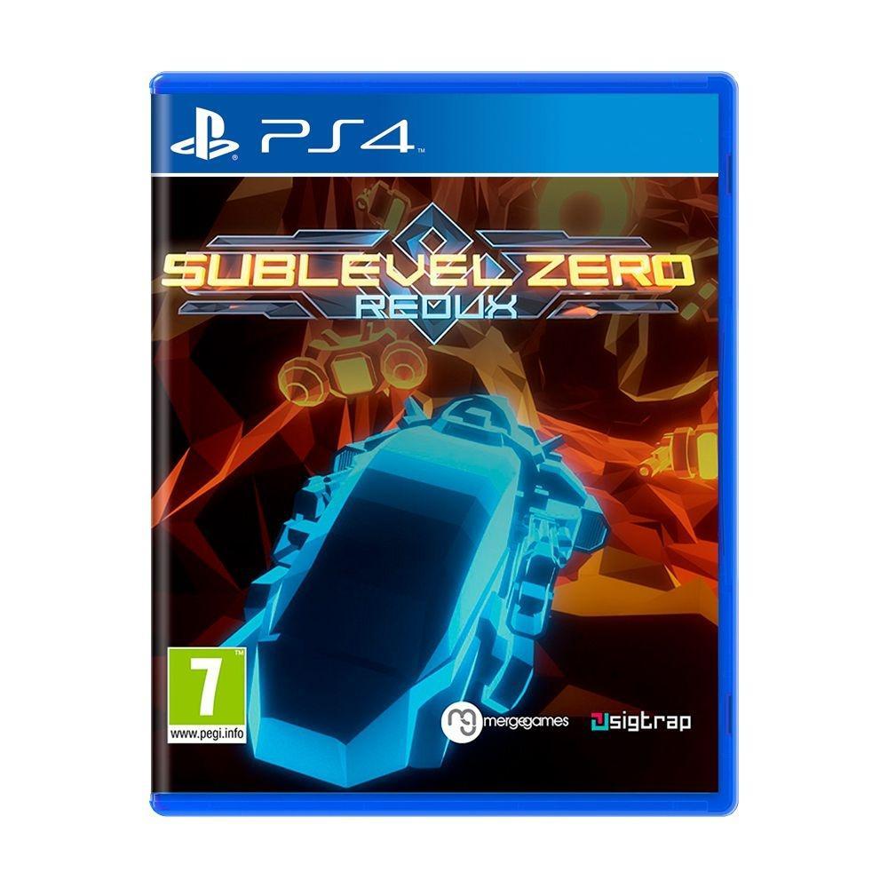 Jogo Sublevel Zero Redux - Playstation 4 - Merge Games