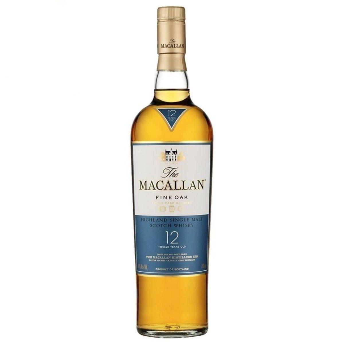 Imagem de Whisky Macallan Fin Oak 700ml