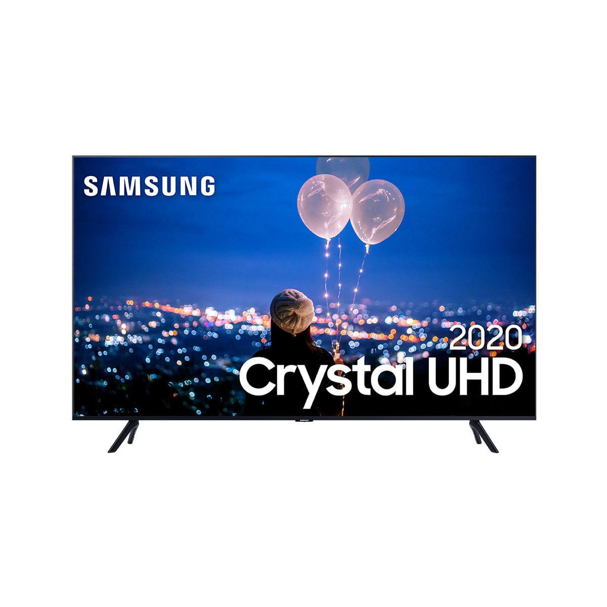 "Tv 55"" Led Samsung 4k - Ultra Hd Smart - Un55tu8000"