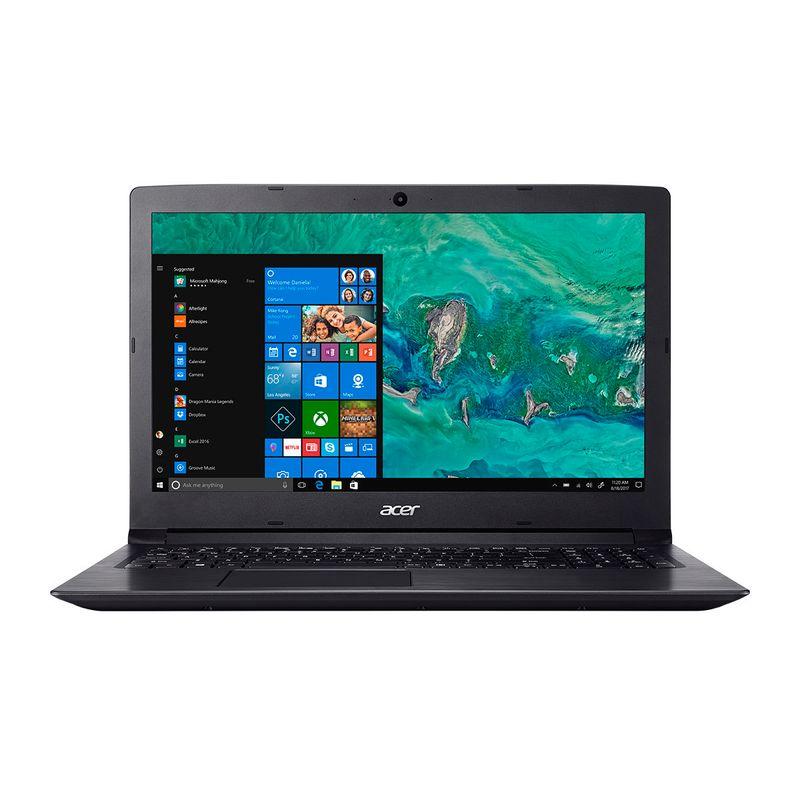 """Notebook - Acer A315-53-32u4 I3-7020u 2.30ghz 4gb 1tb Padrão Intel Hd Graphics 620 Windows 10 Professional Aspire 15,6"""" Polegadas"""