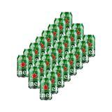 Cerveja Heineken Premium Pilsen Lager 350ml - 48 Unidades