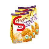 Pack Nuggets de Frango Crocante Sadia 300g - 3 Unidades