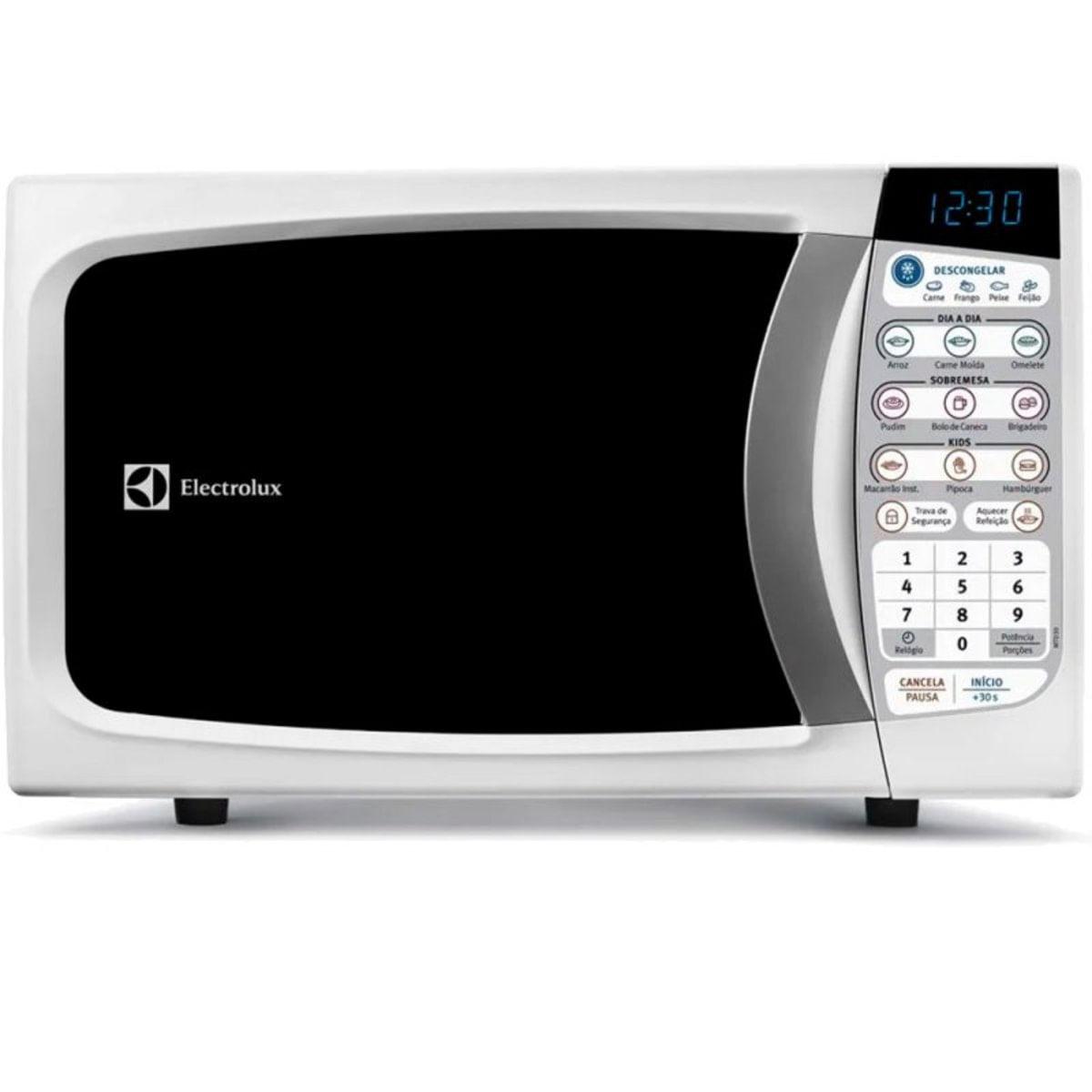 Micro-ondas Electrolux MTD30 20 Litros Branco 110V