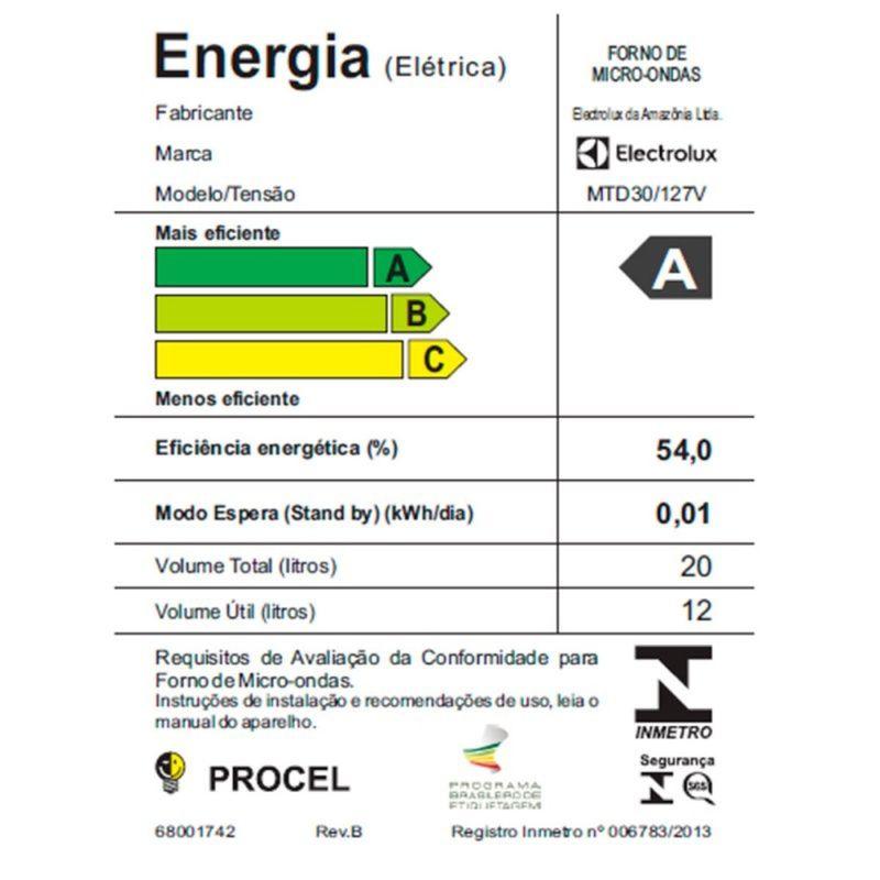 9460233_Micro-ondas-Electrolux-MTD30-20-Litros-Branco-220V_3_Zoom
