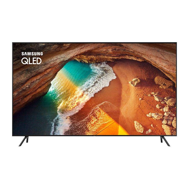 """Tv 49"""" Qled Samsung 4k - Ultra Hd Smart - Qn49q60r"""