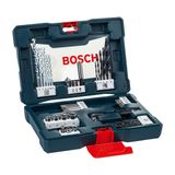Jogo de Brocas e Bits Bosch 41 Peças X-Line 2607017396-000