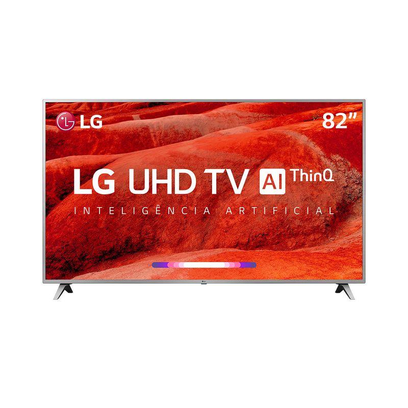 """Tv 82"""" Led LG 4k - Ultra Hd Smart - 82um7570"""