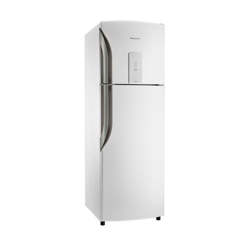 Geladeira/refrigerador 387 Litros 2 Portas Branco - Panasonic - 110v - Nr-bt40bd1wa