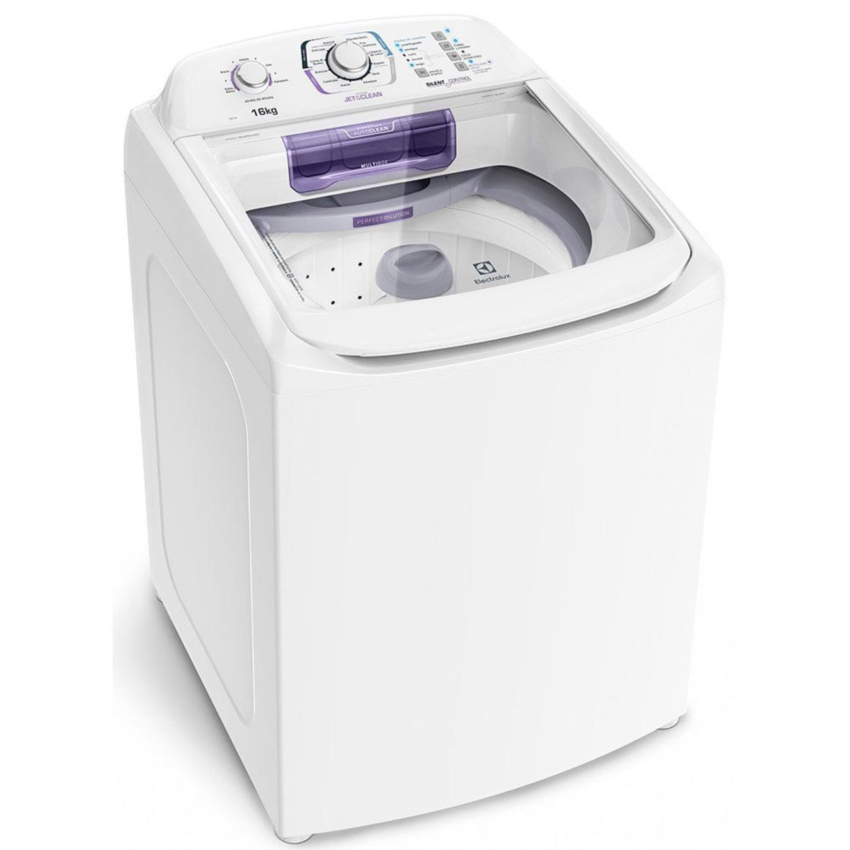 Máquina de Lavar Electrolux 16Kg Branco LAC16 110V