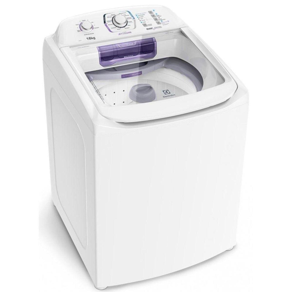Máquina de Lavar Electrolux 16Kg Branco LAC16 220V