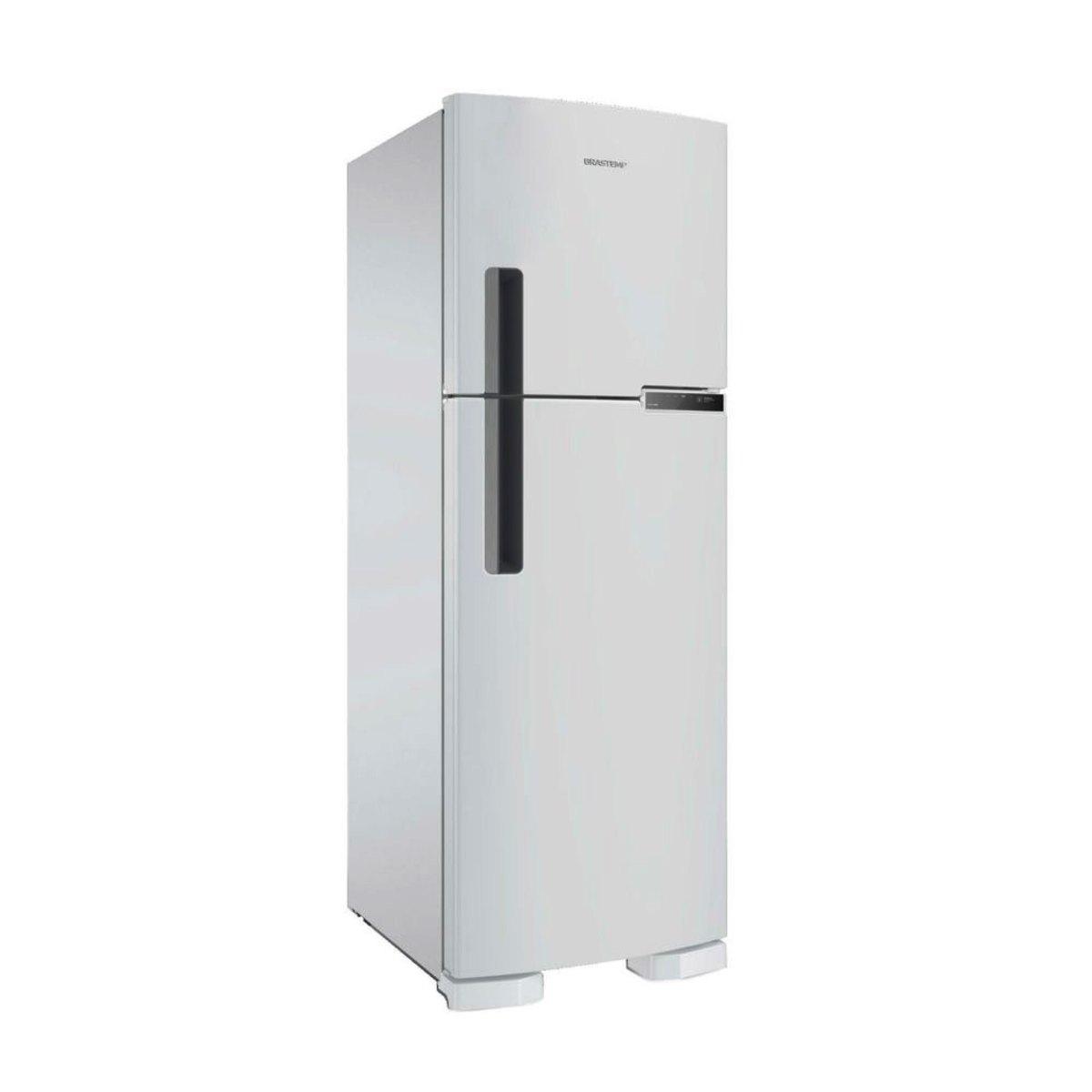 Geladeira Brastemp Frost Free Duplex 2 Portas BRM44HB 375 Litros Branco 110V