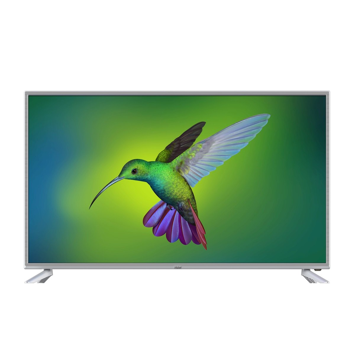"Tv 50"" Led Haier 4k - Ultra Hd Smart - Hr50u3sdk1"