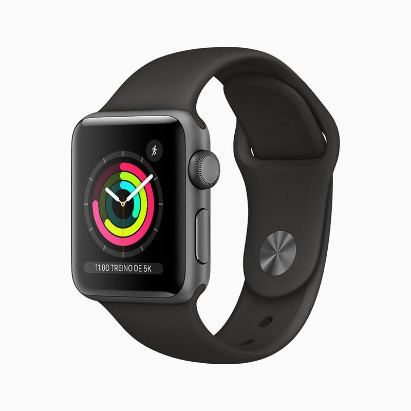 5940222_Apple-Watch-Series-3-GPS-38-mm-Aluminio-Cinza-Espacial-Pulseira-Esportiva-Preto_1_Zoom