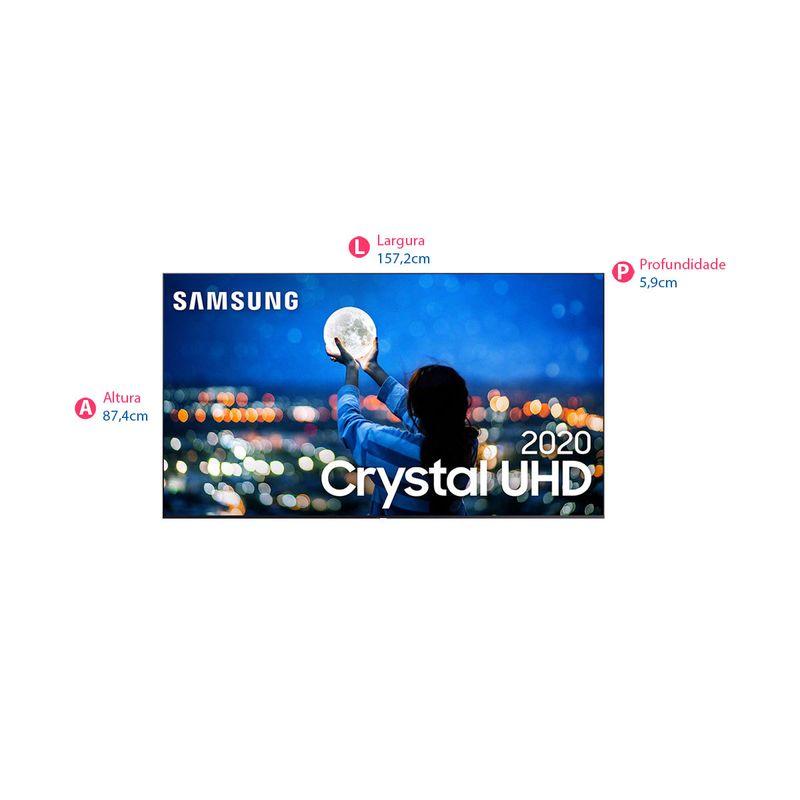 6005292_Samsung-Smart-TV-70--Crystal-UHD-TU7000-4K-Borda-Infinita-Controle-Unico-Bluetooth-Processador-Crystal-4K_20_Zoom