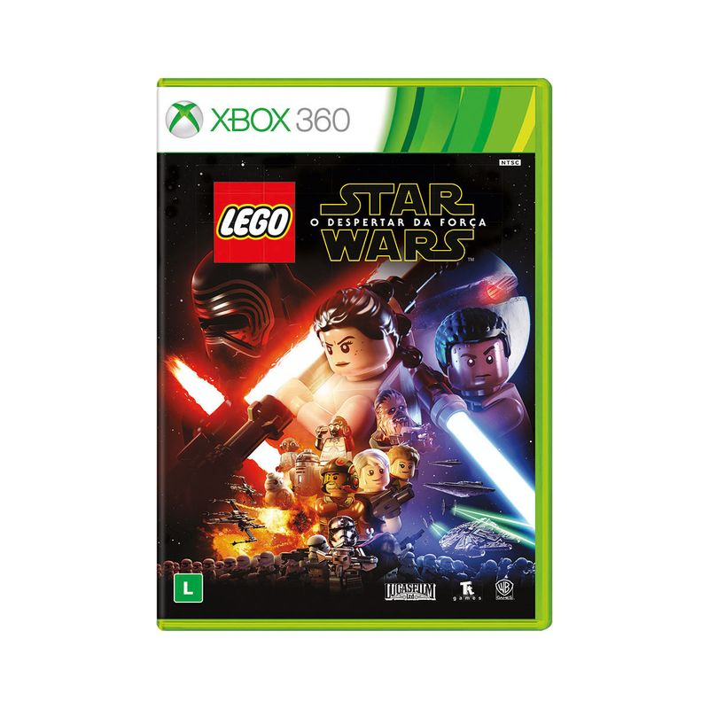 Jogo Star Wars: The Force Unleashed - Xbox 360 - Lucasarts