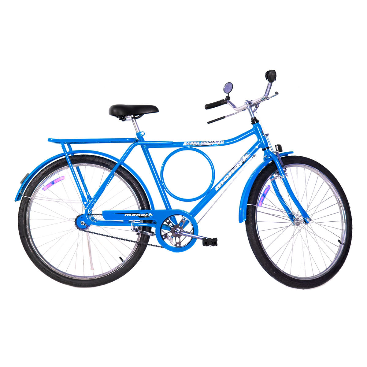 Imagem de Bicicleta Aro 26 Barra Circular Fi Lazer Monark