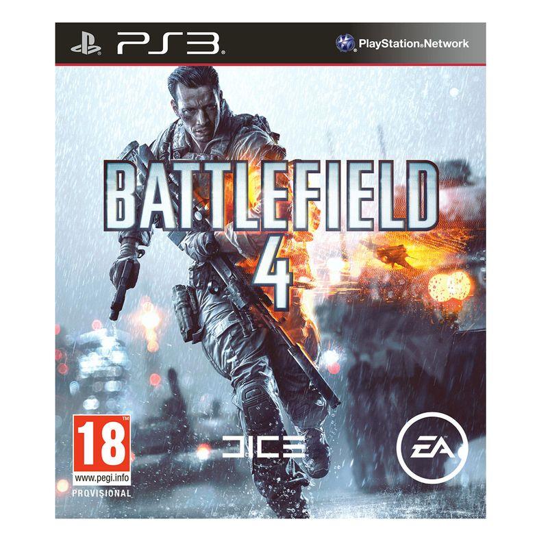 Jogo Battlefield 4 - Playstation 3 - Ea Games