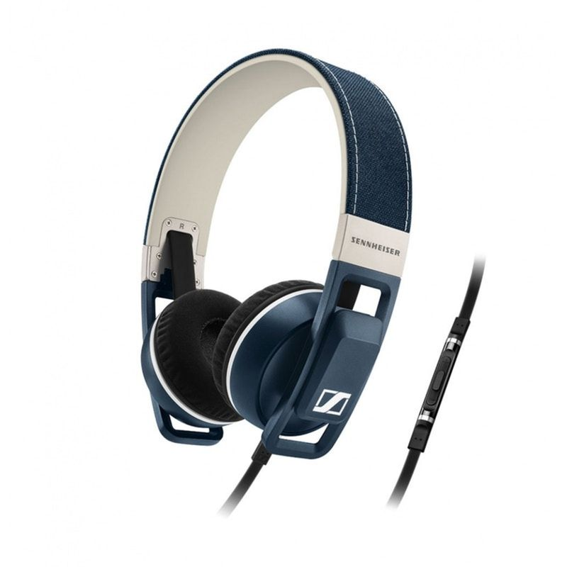 Fone de Ouvido Headphone Dobrável Urbanite Sennheiser