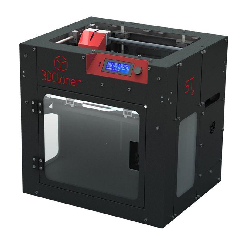 Impressora 3d 3dcloner St G3 Fdm Colorida Usb Bivolt