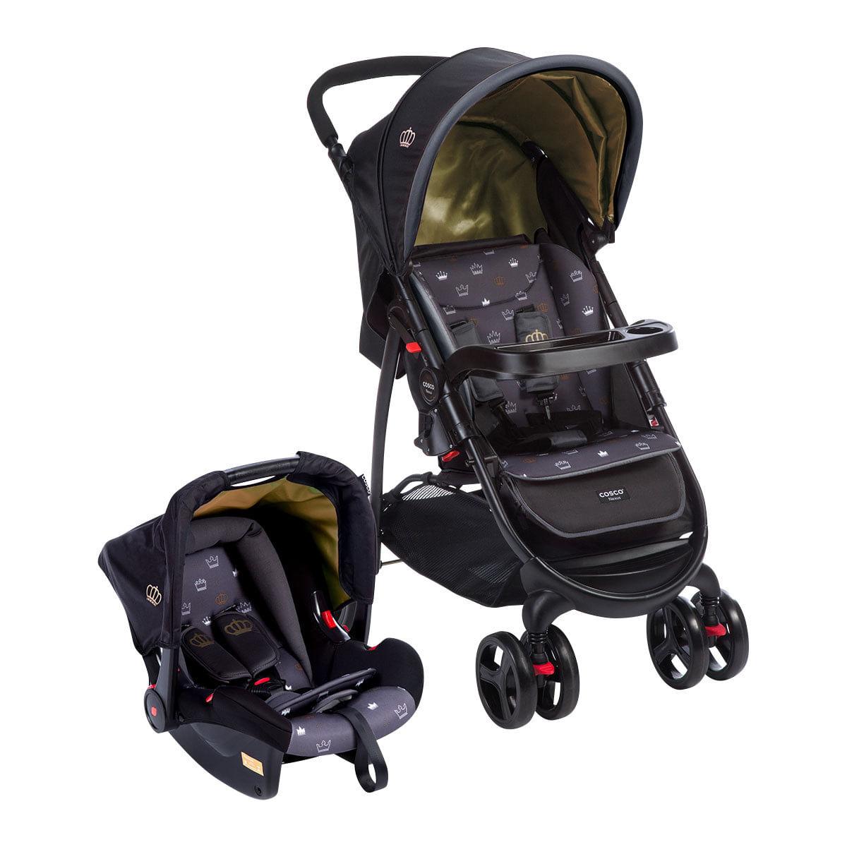 Imagem de Carrinho de Bebê Cosco Travel System Nexus