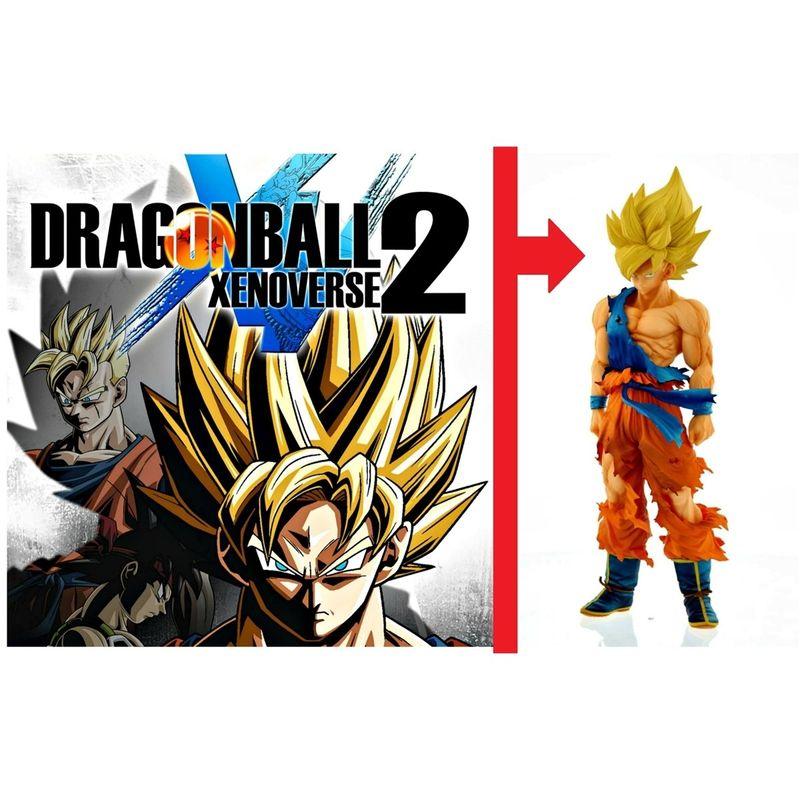 Jogo Dragon Ball Xenoverse 2 Collectors Edition - Playstation 4 - Bandai Namco Games