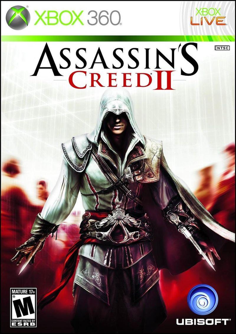 Jogo Assassin's Creed Ii - Xbox 360 - Ubisoft