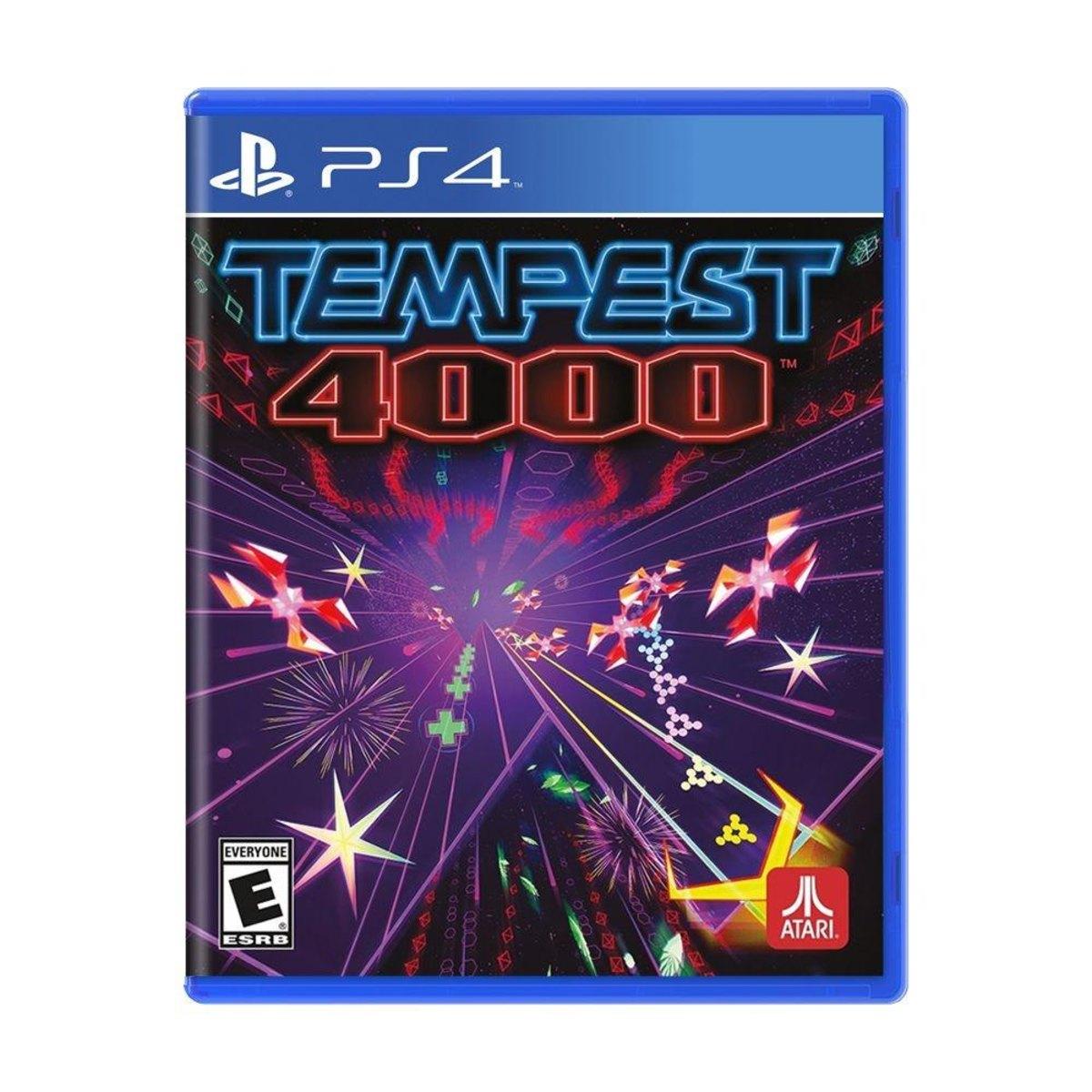 Jogo Tempest 4000 - Playstation 4 - Atari