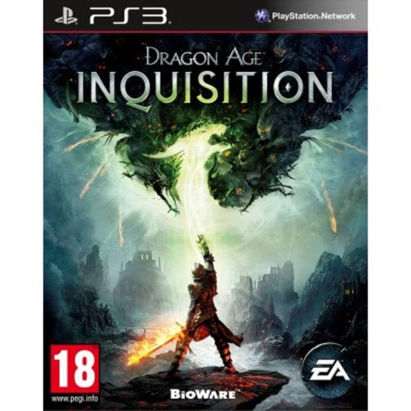 Jogo Dragon Age Inquisition - Playstation 3 - Ea Games