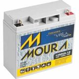 Bateria Estacionária para Nobreak Moura 12MVA-18 Cinza