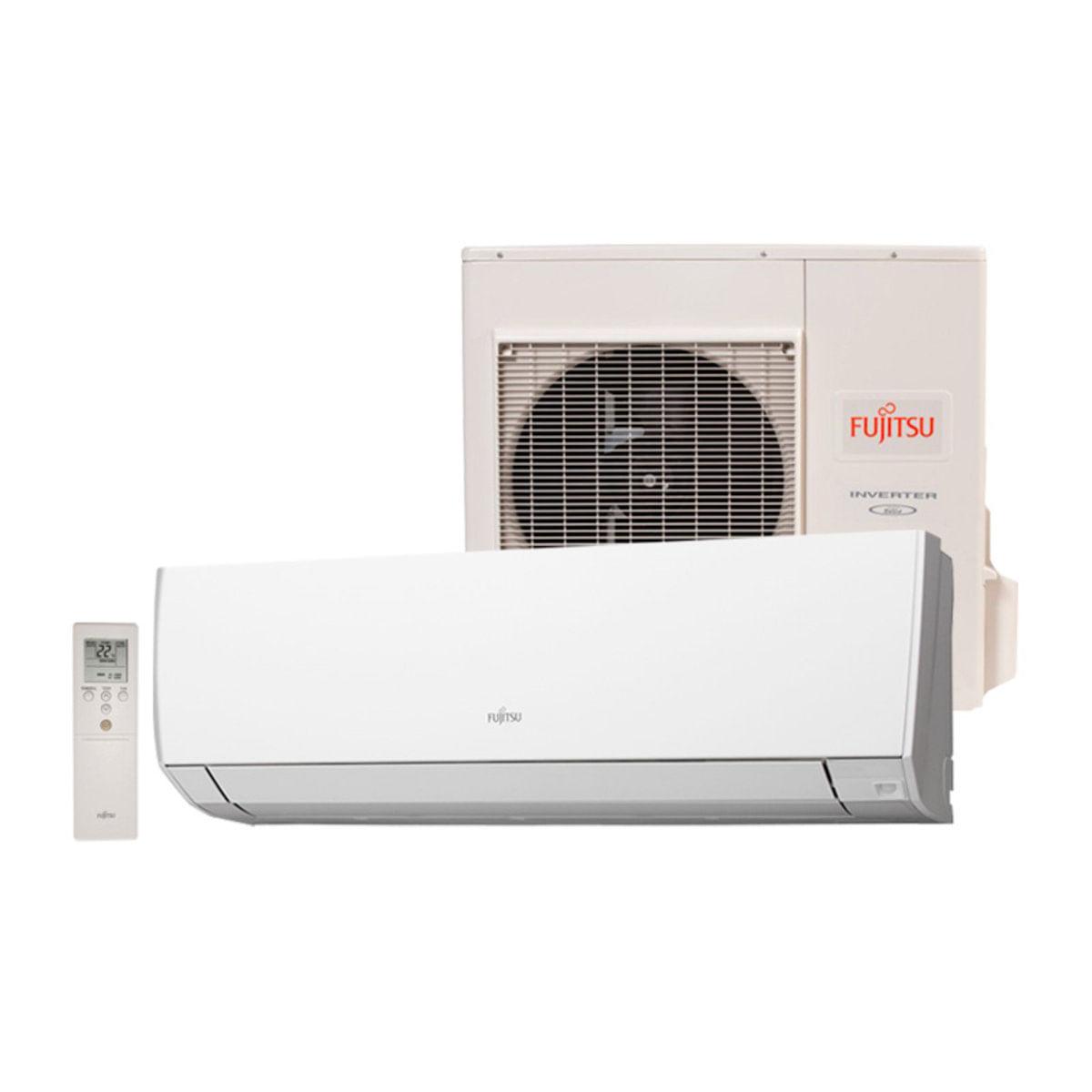 Imagem de Ar Condicionado Fujitsu Split High Wall Inverter 12000 Btus Frio 220v 1F - ASBG12JMCA