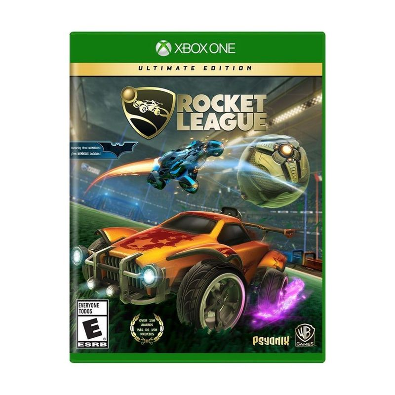Jogo Rocket League Ultimate Edition - Xbox One - 505 Games