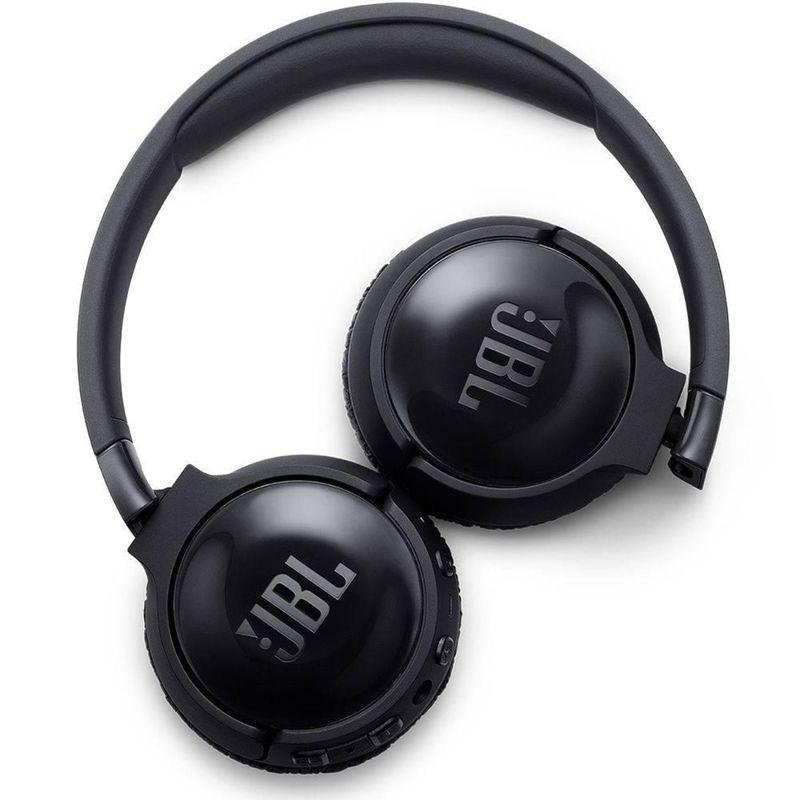 Fone de Ouvido Headphone Bluetooth Tune Noise Cancelling Jbl Jblt600btncblk