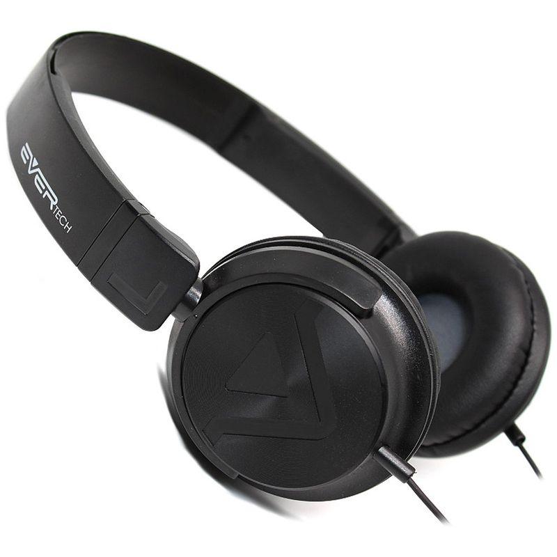 Fone de Ouvido Headphone Evertech Evhp-20m/bb-i
