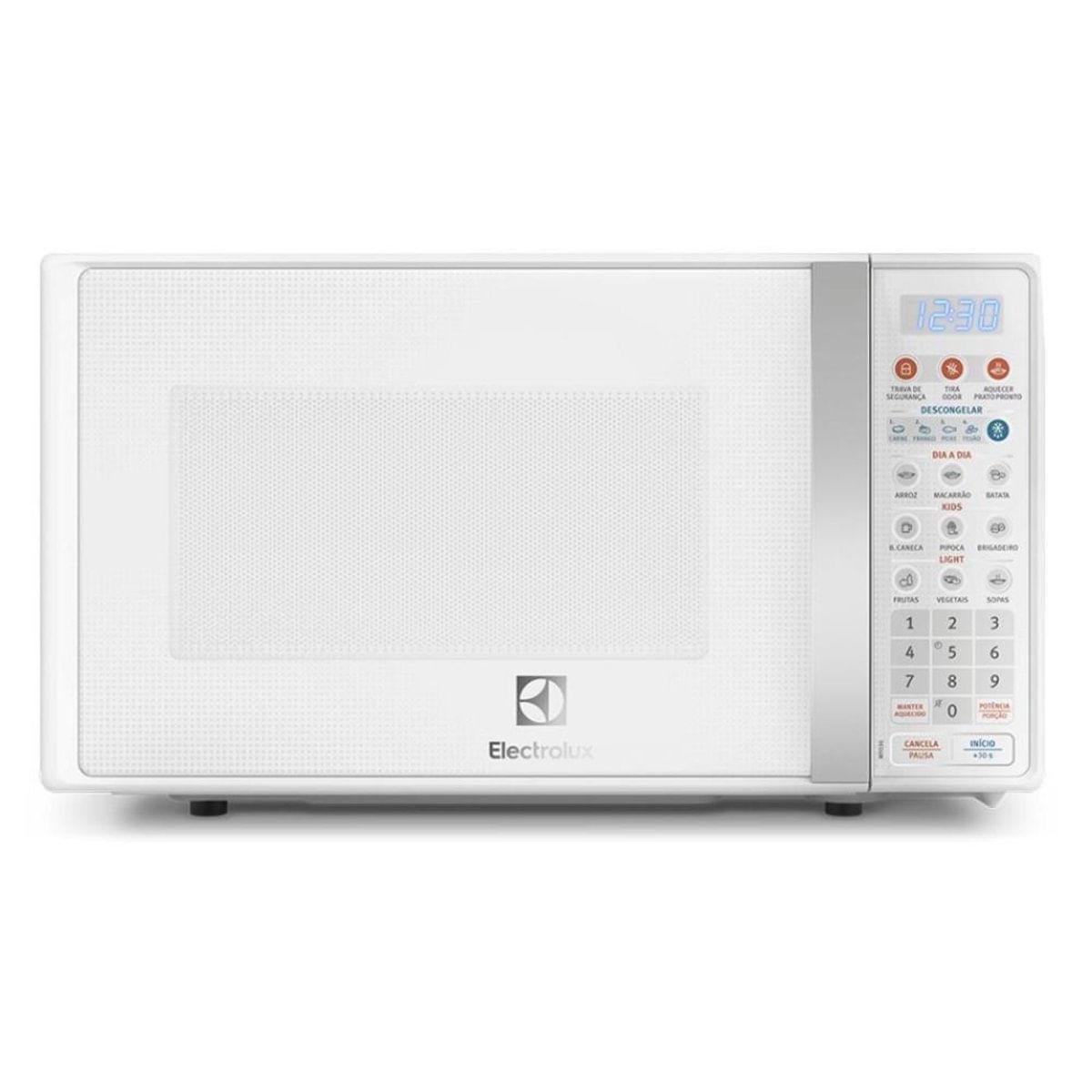 Imagem de Micro-ondas Electrolux 20 Litros Branco - MTO30