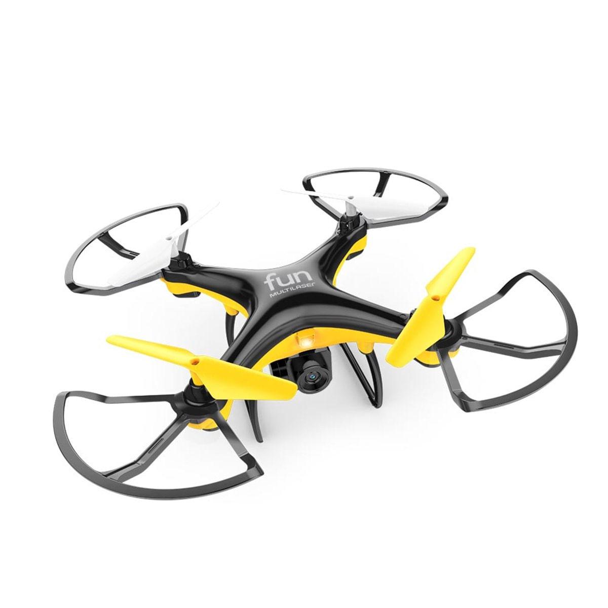 Imagem de Drone Multilaser Fun Alcance de 50 Metros ES253