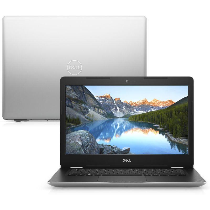 """Notebook - Dell I14-3481-m30s I3-8130u 2.20ghz 4gb 1tb Padrão Intel Hd Graphics 620 Windows 10 Home Inspiron 14"""" Polegadas"""