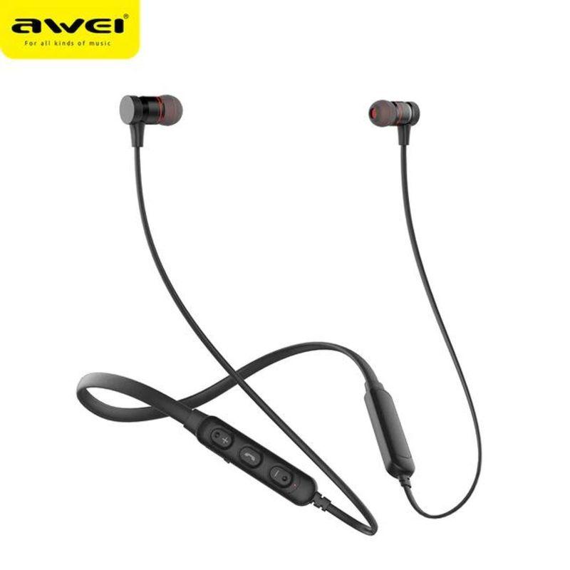 Fone de Ouvido Bluetooth Neckband Awei G10