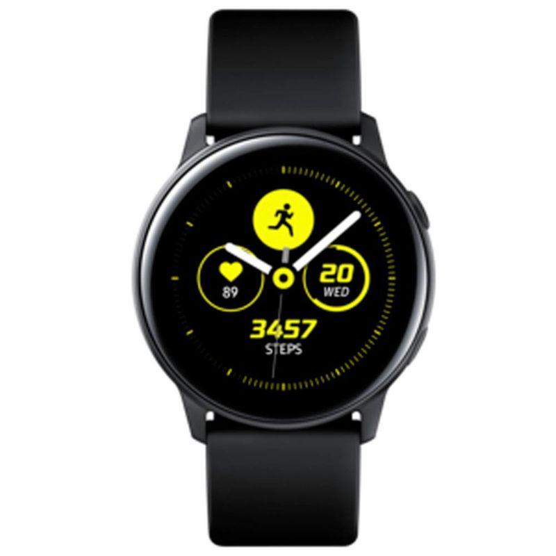Smartwatch Samsung Galaxy Watch Active Nacional - Preto Sm-r500nzkpzto 40mm