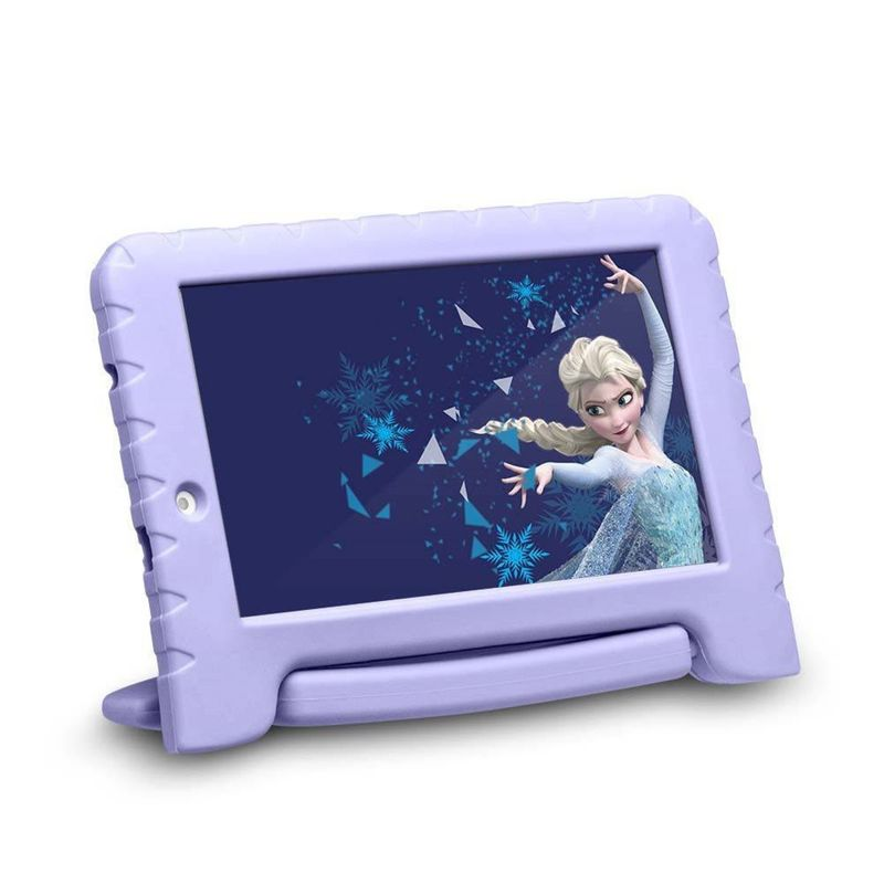 Tablet Multilaser Disney Frozen Plus Nb315 Roxo 16gb Wi-fi