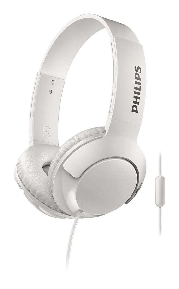 Fone de Ouvido Headphone Philips Shl3075wt00