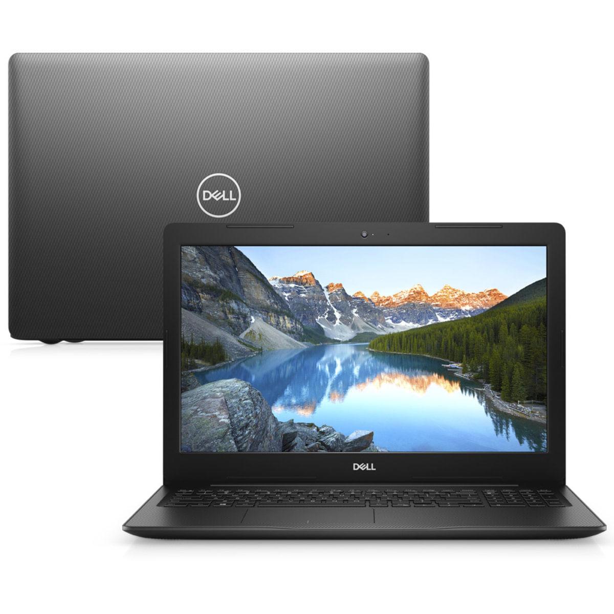 """Notebook - Dell I15-3584-m10p I3-7020u 2.30ghz 4gb 1tb Padrão Intel Hd Graphics 520 Windows 10 Home Inspiron 15,6"""" Polegadas"""