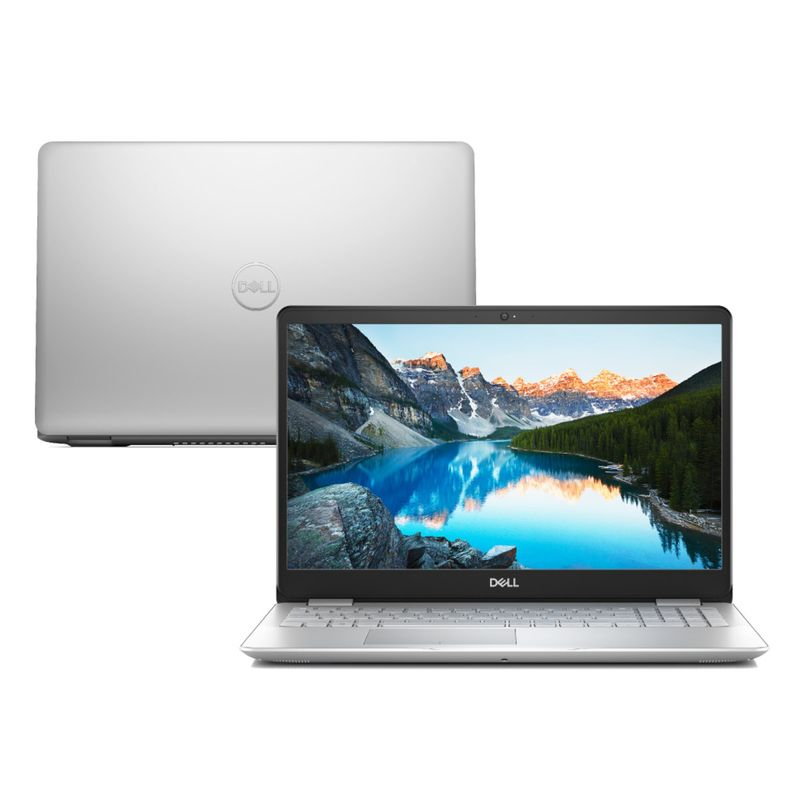 """Notebook - Dell I15-5584-m20s I5-8265u 1.60ghz 8gb 1tb Padrão Geforce Mx130 Windows 10 Home Inspiron 15,6"""" Polegadas"""
