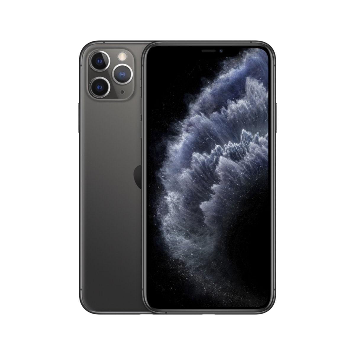Menor preço em iPhone 11 Pro Max 64GB - Cinza Espacial
